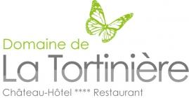 Logo de l'établissement Domaine de la Tortinièrehotel logo
