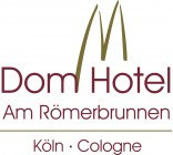 Dom Hotel Am Römerbrunnen hotel logohotel logo