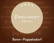 President Hotel Bonn hotel logohotel logo