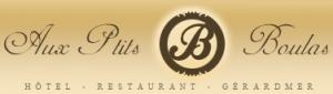 Logo de l'établissement Aux P'Tits Boulashotel logo