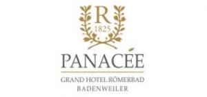 Panacée Grand Hotel Römerbad Hotel Logohotel logo