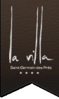 Villa Saint Germain des Prés hotel logohotel logo