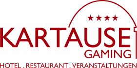 Hotel Kartause Gaming Hotel Logohotel logo