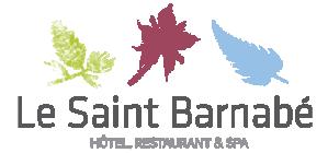 Le Saint Barnabé Hôtel & Spa Hotel Logohotel logo