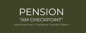 Pension am Checkpoint Hotel Logohotel logo