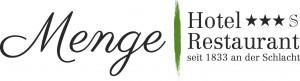 Hotel Menge an der Schlacht Hotel Logohotel logo