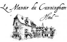 Le Manoir du Cunningham hotel logohotel logo