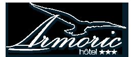 Logo de l'établissement Armoric Hotelhotel logo