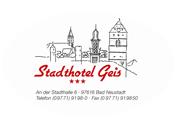 Stadthotel Geis Hotel Logohotel logo