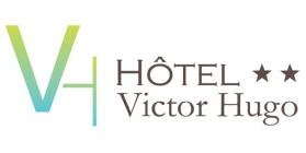Hôtel Victor Hugo logotipo del hotelhotel logo