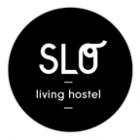 Slo Living Hostel hotel logohotel logo