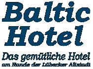 Stadt-gut-Hotel Baltic hotel logohotel logo