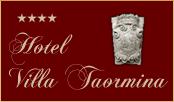 HOTEL VILLA TAORMINA hotel logohotel logo