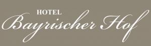 Hotel Bayrischer Hof Hotel Logohotel logo