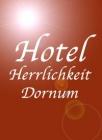 "Hotel ""Herrlichkeit Dornum"" Hotel Logohotel logo"