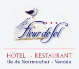 Logo de l'établissement Hôtel Fleur de selhotel logo
