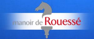 Logo de l'établissement Manoir de Rouesséhotel logo