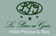 Logo de l'établissement Le Parc er Greohotel logo