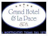 Grand Hotel & La Pace hotel logohotel logo