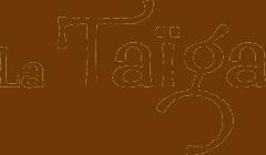 Logo de l'établissement Chalet-Hôtel « La Taïga » (Vercors-Évasion)hotel logo