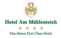Hotel am Mühlenteich hotel logohotel logo