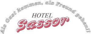 Hotel Sassor Hotel Logohotel logo
