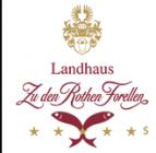 """Landhaus """"Zu den Rothen Forellen"""" Hotel Logohotel logo"""