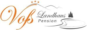 Landhaus Pension Voß Hotel Logohotel logo