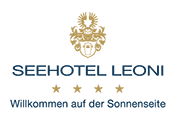 Seehotel Leoni hotel logohotel logo