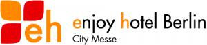 enjoy hotel Berlin City Messe Hotel Logohotel logo