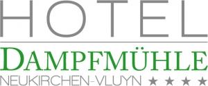 Hotel**** Dampfmühle hotel logohotel logo