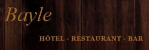 Logo de l'établissement Hôtel Restaurant Baylehotel logo