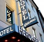 Hotel Garni Herdegen Hotel Logohotel logo